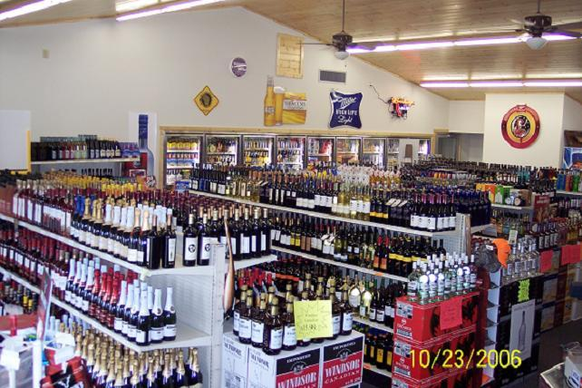 hayward bait bottle shoppe liquor store