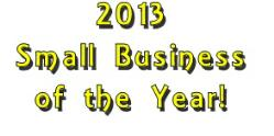 Hayward Bait & Bottle Shoppe Small Business of the Year 2013