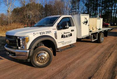 Wholesale Live Bait Delivery Service